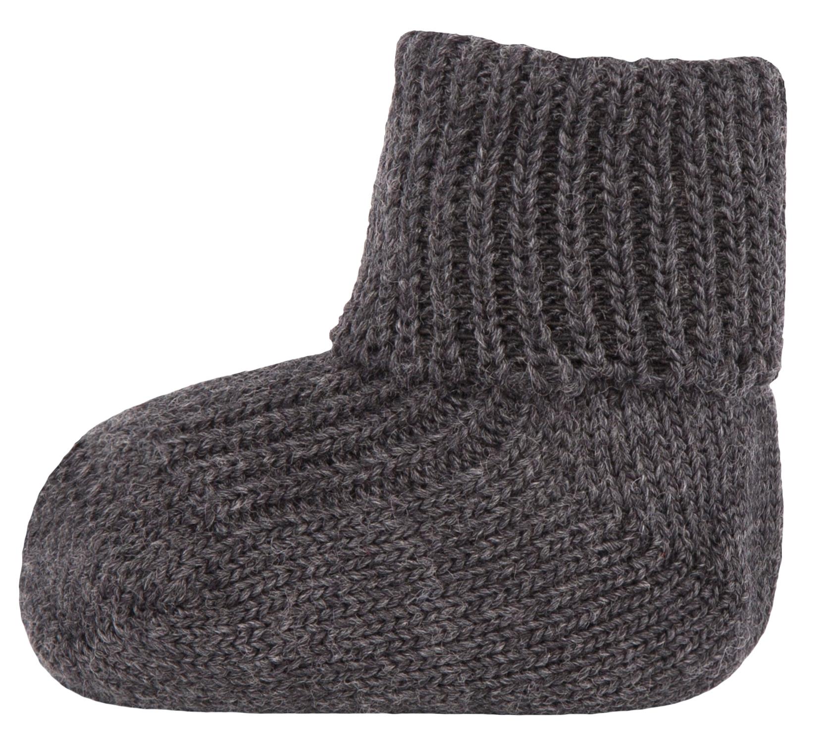 Sonderpreis für Original Kauf klassische Schuhe Ewers Wollsocken für Babies und Kinder Anthrazit