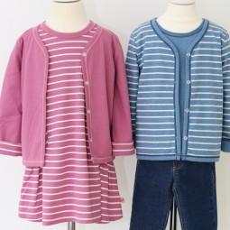 Enfant Terrible Wendejacke blau oder rosa