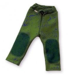 hu-da Longie Walkhose grün