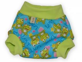 hu-da PUL-Schlupfüberhose Frog