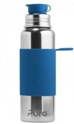 Purakiki Sportflasche 800ml blau